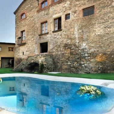 masia sola piscina